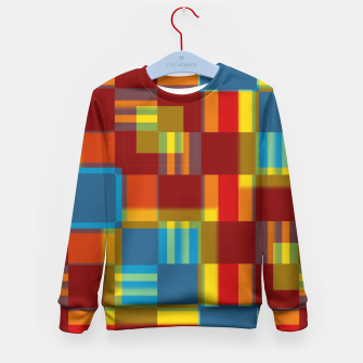 Thumbnail image of Something Square Kid's Sweater, Live Heroes