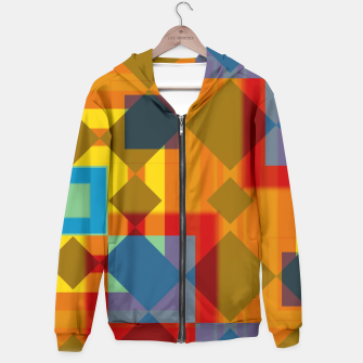 Thumbnail image of shadows and geometry Hoodie, Live Heroes