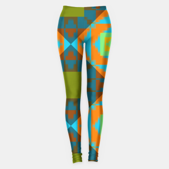 Thumbnail image of shadows of the past Leggings, Live Heroes