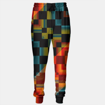 Thumbnail image of Black Out Sweatpants, Live Heroes
