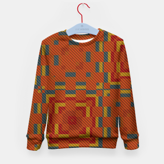 Thumbnail image of colorometry Kid's Sweater, Live Heroes