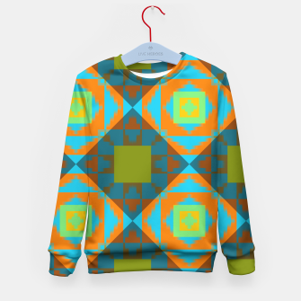 Thumbnail image of shadows of the past Kid's Sweater, Live Heroes