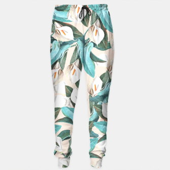 Thumbnail image of Floral Porn Sweatpants, Live Heroes