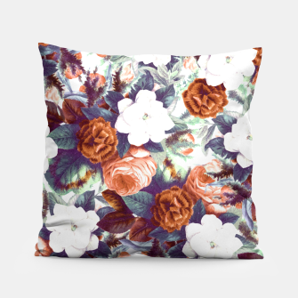 Thumbnail image of Floral Wonder Pillow, Live Heroes