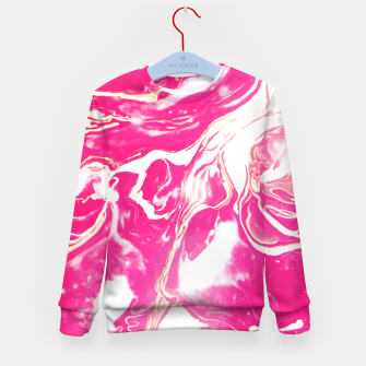 Thumbnail image of Showstopper Kid's Sweater, Live Heroes