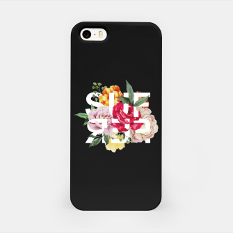 Thumbnail image of ѕυffєя FT Black iPhone Case, Live Heroes