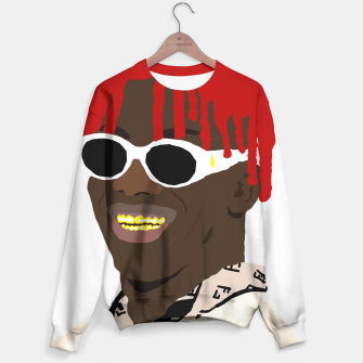 Miniatur lil yachty lil boat Sweater, Live Heroes