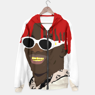 Miniatur lil yachty lil boat Hoodie, Live Heroes