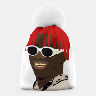 Miniatur lil yachty lil boat Beanie, Live Heroes