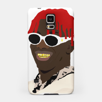 Miniatur lil yachty lil boat Samsung Case, Live Heroes