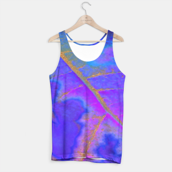 Thumbnail image of Leaf Incredible, Turquoise Tank Top, Live Heroes