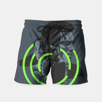 Thumbnail image of inception  Swim Shorts, Live Heroes