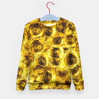 Miniatur Royal Flush Kid's Sweater, Live Heroes
