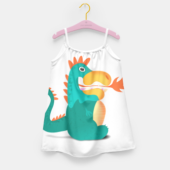 Thumbnail image of Duckosaur Girl's Dress, Live Heroes