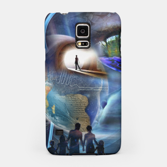 Thumbnail image of Reality Shifters Samsung Case, Live Heroes