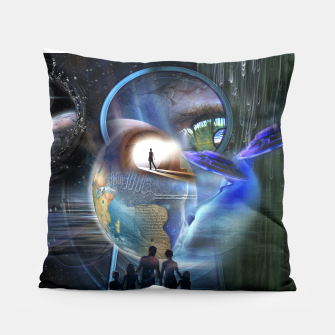 Reality Shifters Pillow thumbnail image