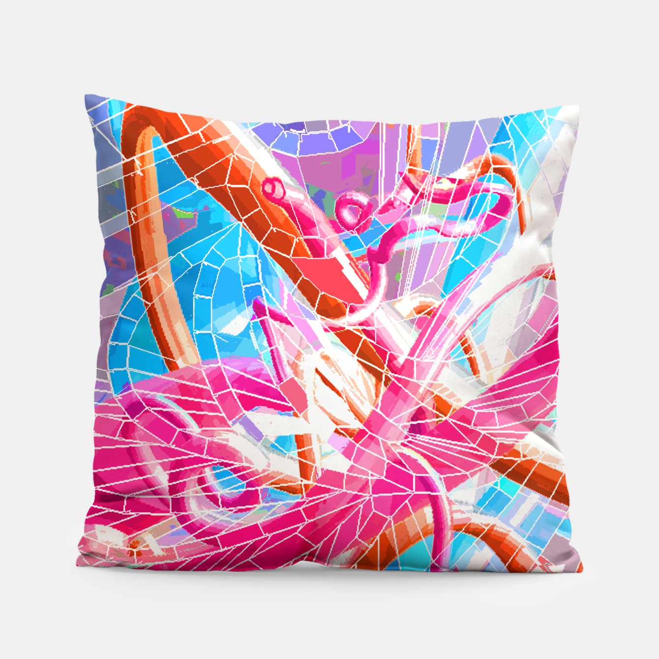 Image of sotm003 Pillow - Live Heroes