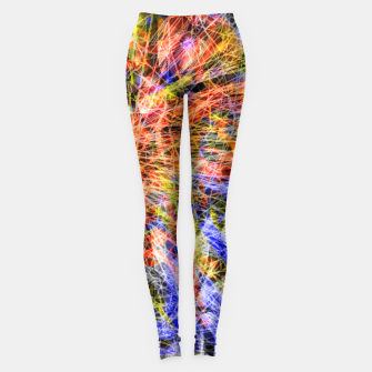 Thumbnail image of sotm004 Leggings, Live Heroes