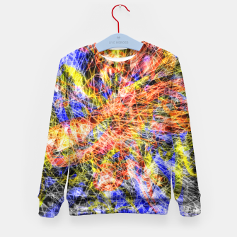 Thumbnail image of sotm004 Kid's Sweater, Live Heroes