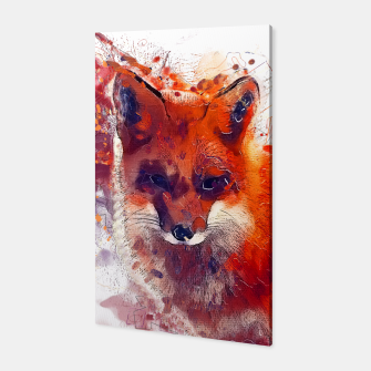 Thumbnail image of Red Fox Canvas, Live Heroes