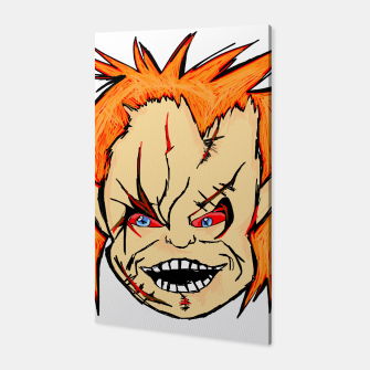 Thumbnail image of IT'S CHUCKY! Canvas, Live Heroes