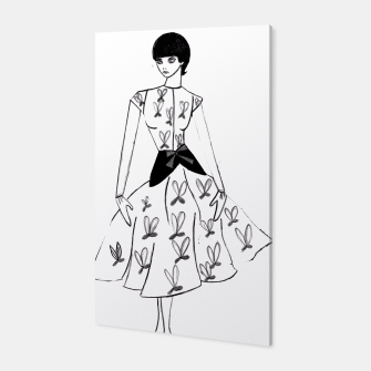 Thumbnail image of Audrey Hepburn Canvas, Live Heroes