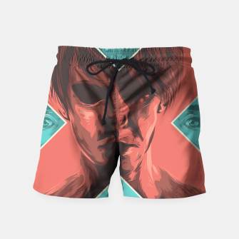 Thumbnail image of Legion Swim Shorts, Live Heroes