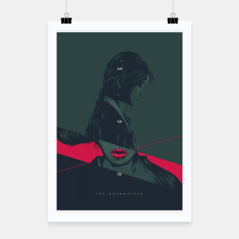 Thumbnail image of The Handmaiden Poster, Live Heroes