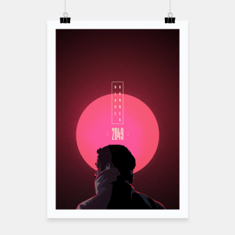 Thumbnail image of Blade Runner 2049 Poster, Live Heroes
