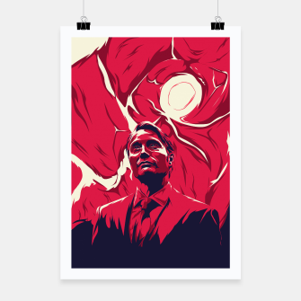 Thumbnail image of hannibal  Poster, Live Heroes