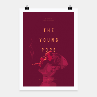 Thumbnail image of Young Pope Poster, Live Heroes
