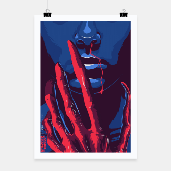Thumbnail image of Stranger Things Poster, Live Heroes