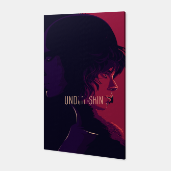 Thumbnail image of Under the Skin Canvas, Live Heroes