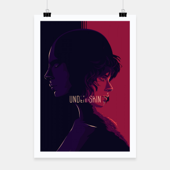 Thumbnail image of Under the Skin Poster, Live Heroes