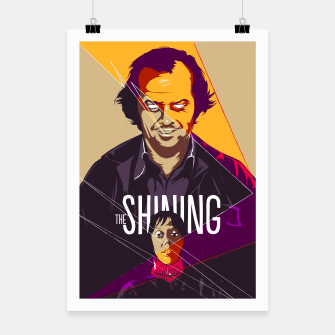 Thumbnail image of The Shining Poster, Live Heroes