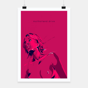 Thumbnail image of mullholland drive Poster, Live Heroes