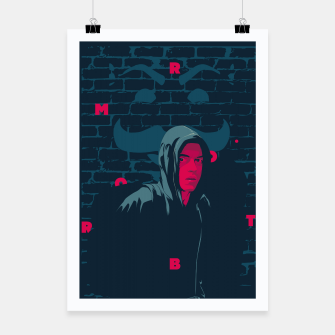 Thumbnail image of mr robot Poster, Live Heroes