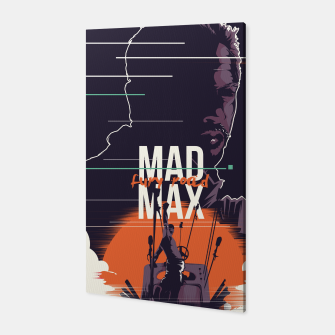 Thumbnail image of mad max Canvas, Live Heroes