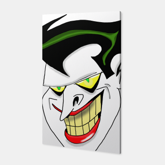 Thumbnail image of The Joker! Canvas, Live Heroes