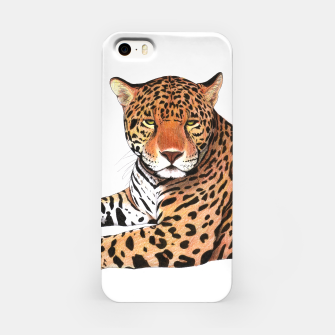 Miniatur Jaguar iPhone Case, Live Heroes
