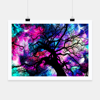 Starfield Tree Poster thumbnail image