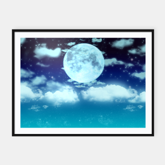 Dreamy Night Framed poster thumbnail image