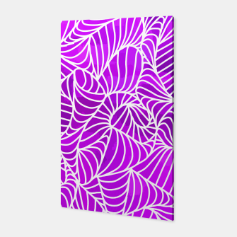 ptrn purple Canvas thumbnail image