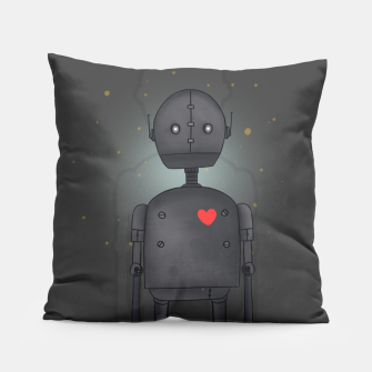 Thumbnail image of Robot Pillow, Live Heroes