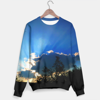 Thumbnail image of rays of summer Sweater, Live Heroes