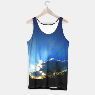 Thumbnail image of rays of summer Tank Top, Live Heroes