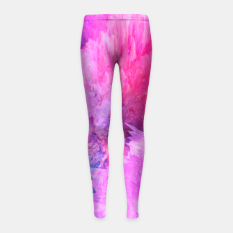 Thumbnail image of Lookin Girl's Leggings, Live Heroes