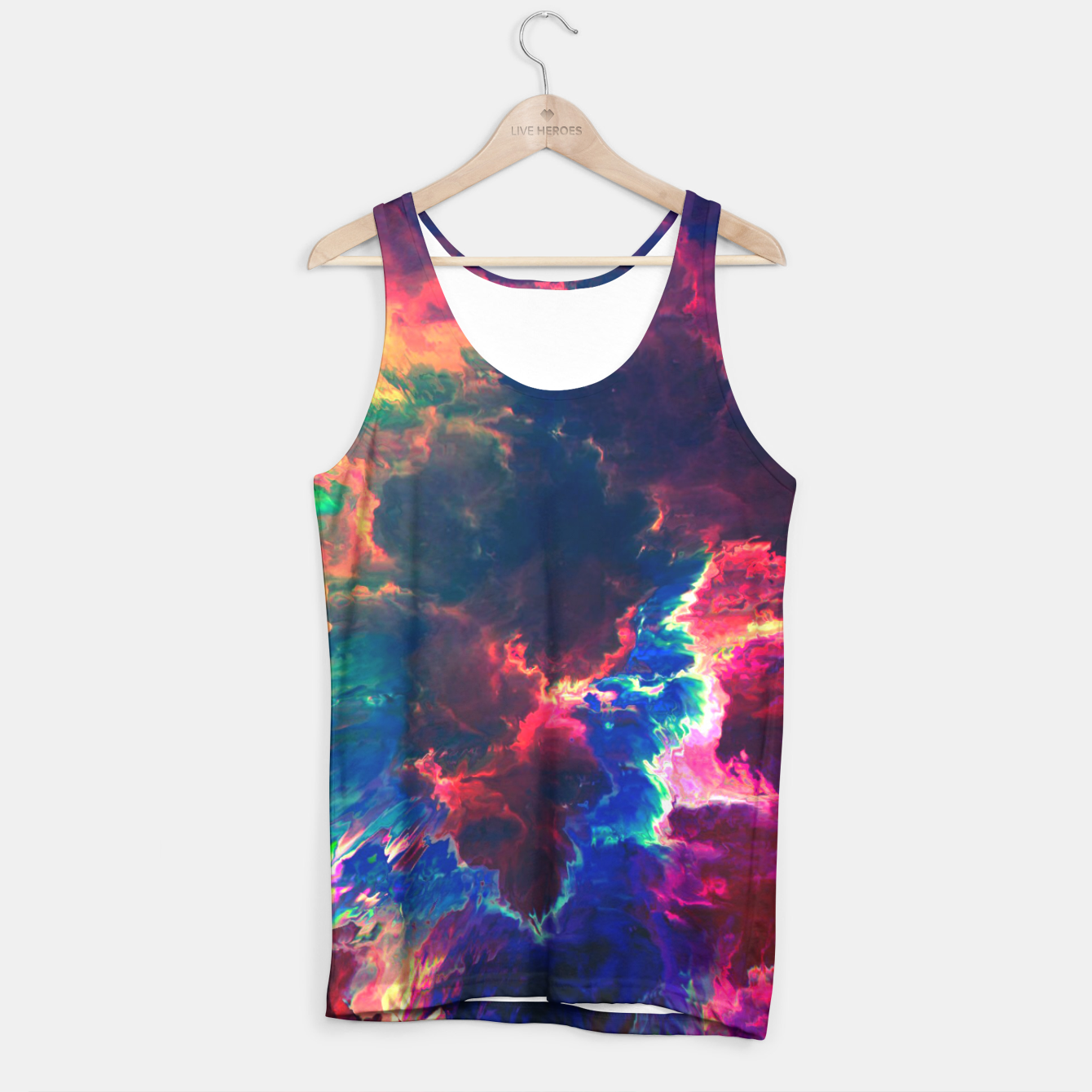 Image of Sacrifices Tank Top - Live Heroes