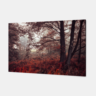 Thumbnail image of Red forest Canvas, Live Heroes