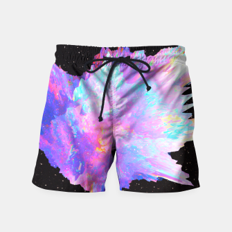 Thumbnail image of Begin Again Swim Shorts, Live Heroes